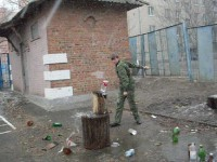 2011.03.12 г.  Пластунские соревнования в КГБ