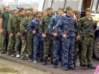 Сдача на пластунский берет 2007