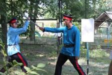 На казачем семинаре. Дикое поле лето 2010